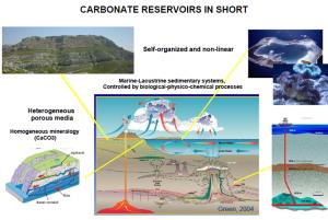 Carbonate reservoir